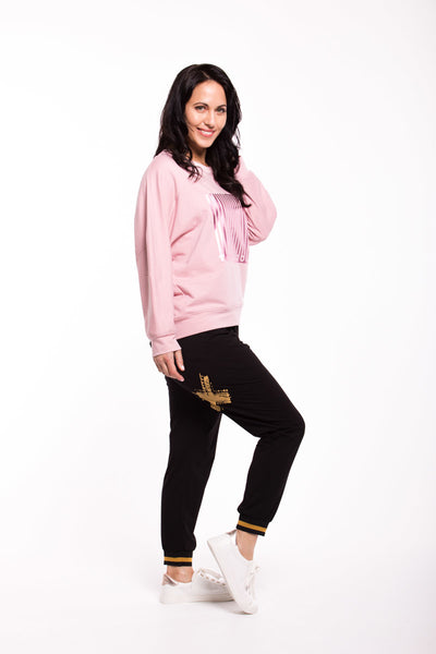 Trevi Top - Pink
