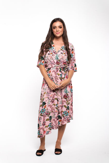 Zafina Reversible Dress