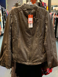 SHINE Leather Jacket
