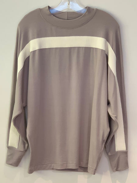 Paula Ryan Tucked Roma Sweater