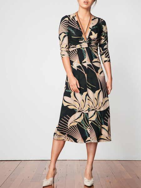 Moss & Spy Lucerne A Line Dress