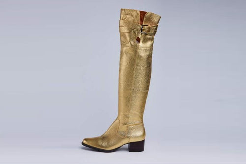 Savannah Boot Gold