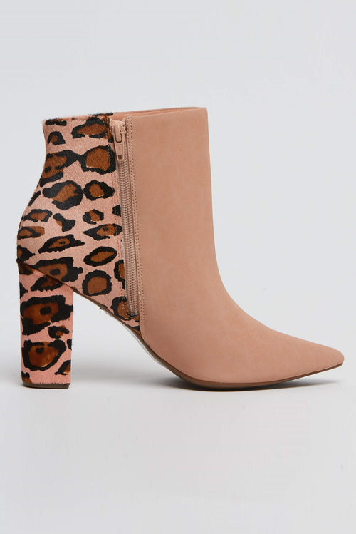 Peaches Leopard Boot