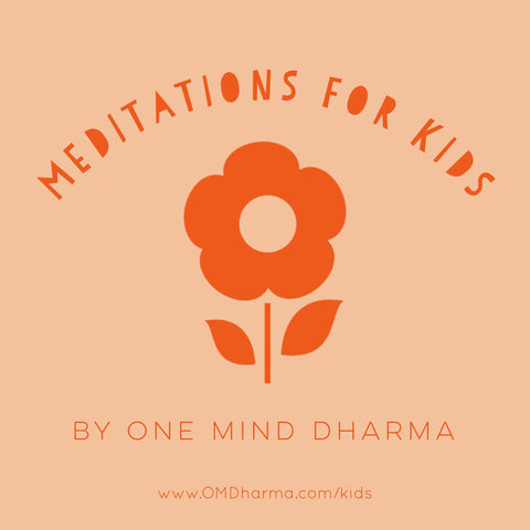 Meditation for Kids CD