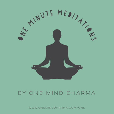 1 Minute Meditations (For Members)
