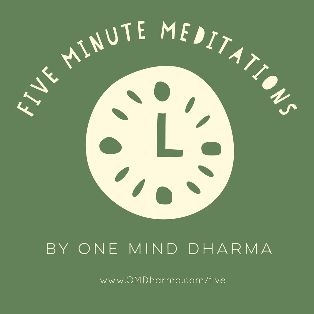 Five Minute Guided Meditations