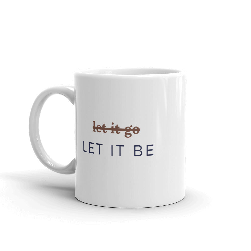 Let it Be Mug