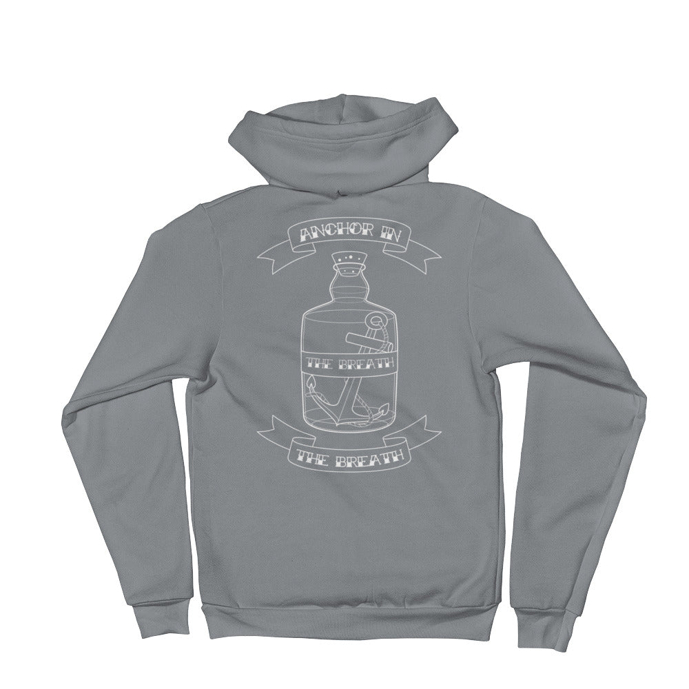 Anchor in the Breath Hoodie