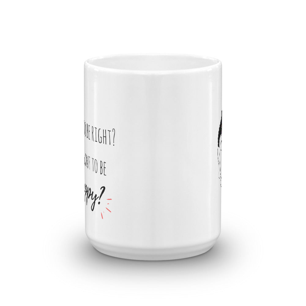 Be Happy Mug