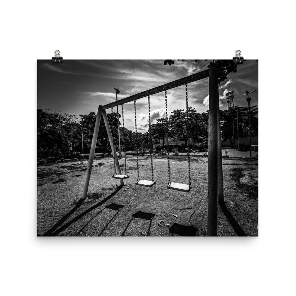 Swingsets are Empty
