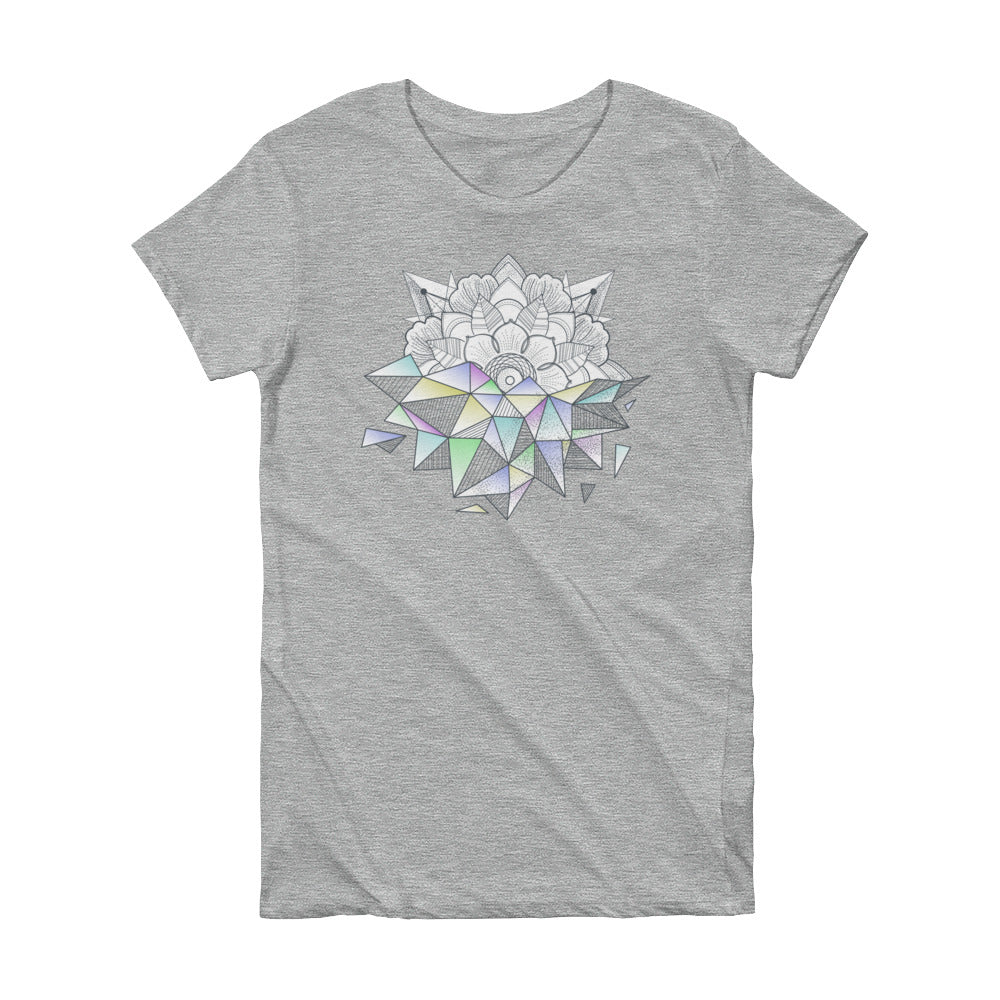 Flower Mandala Women's Tee