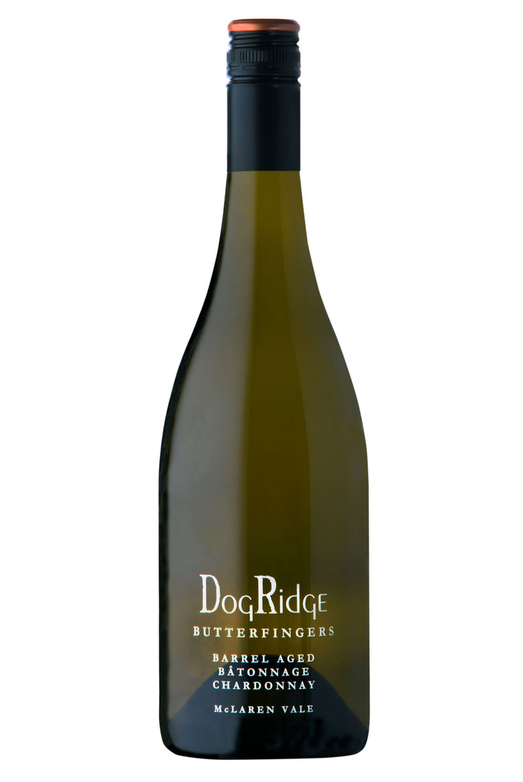 DogRidge BUTTERFINGERS Chardonnay - 2019 - TEMPORARILY SOLD OUT! New vintage coming soon.