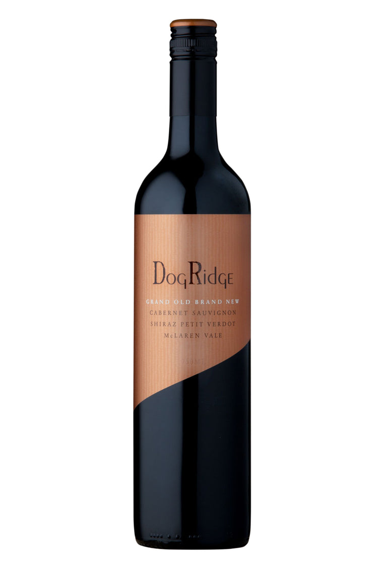 DogRidge GRAND OLD BRAND NEW 2014 - Cabernet, Shiraz, Petit Verdot - NEW RELEASE