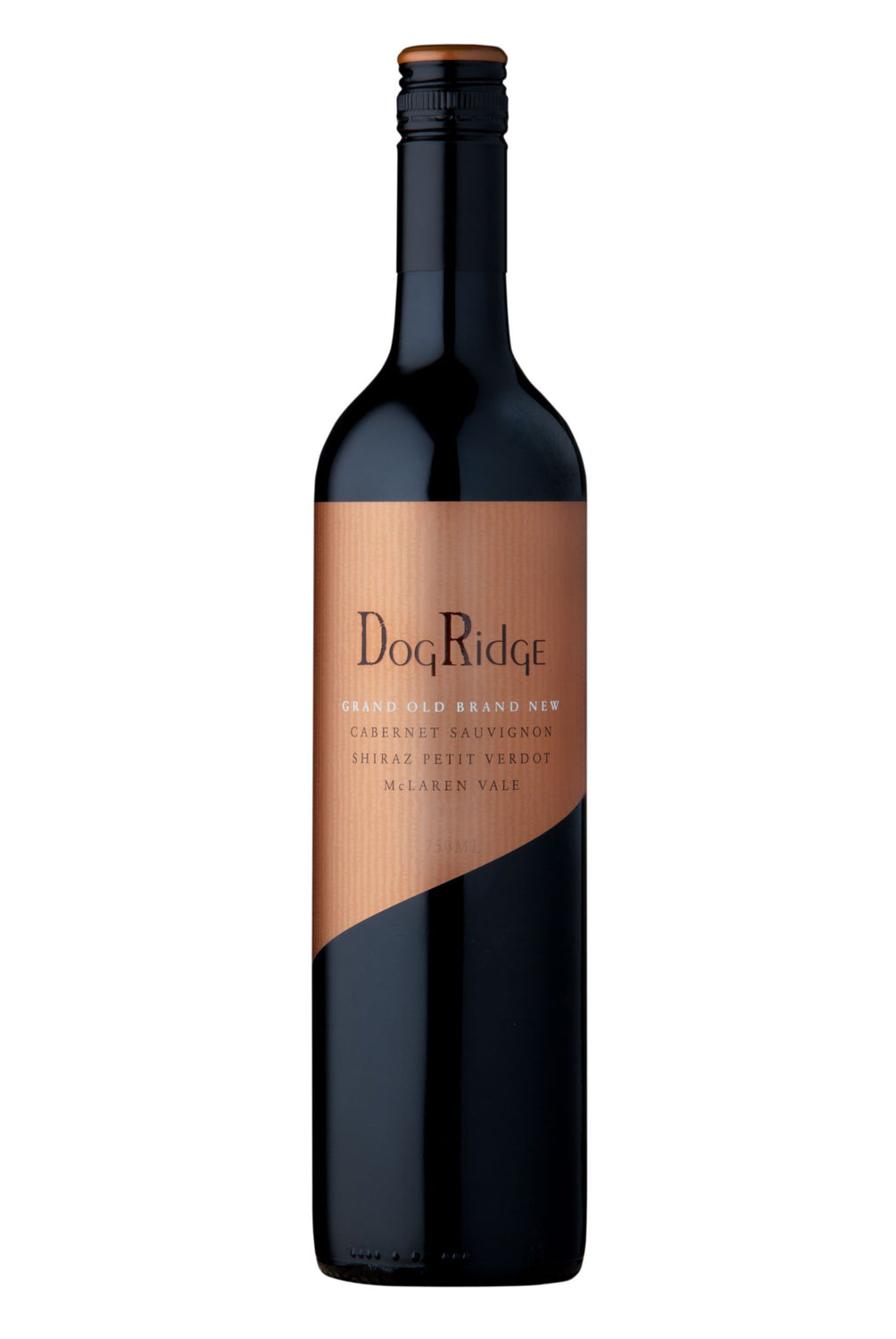 DogRidge GRAND OLD BRAND NEW Cab/Shiraz/Petit Verdot - 2013