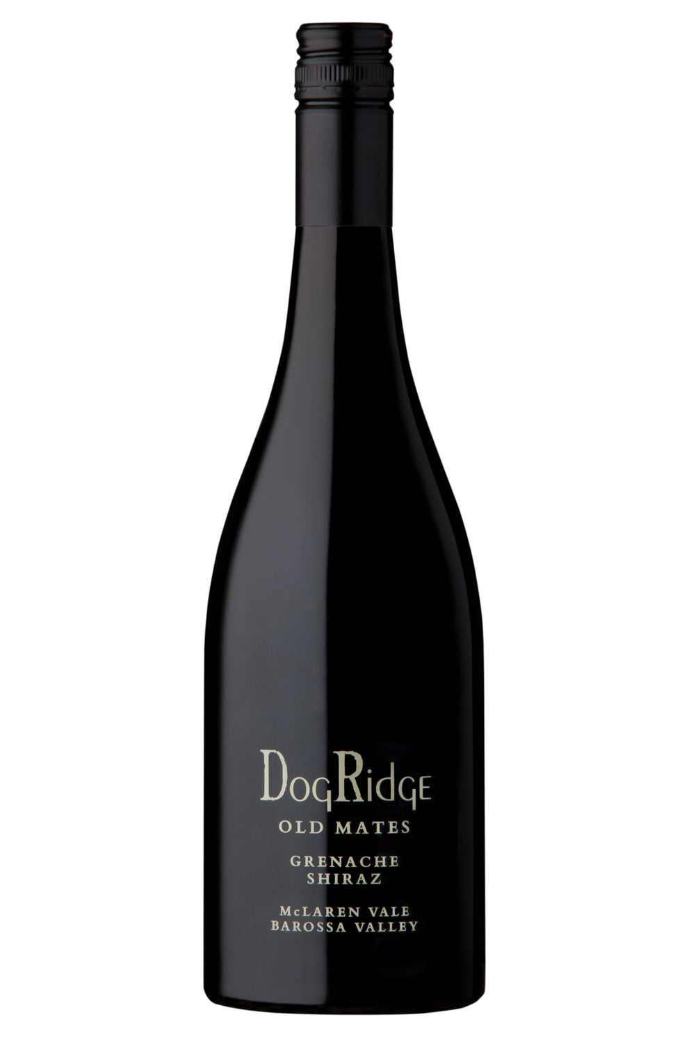 DogRidge OLD MATES Grenache Shiraz 2017 - New Release