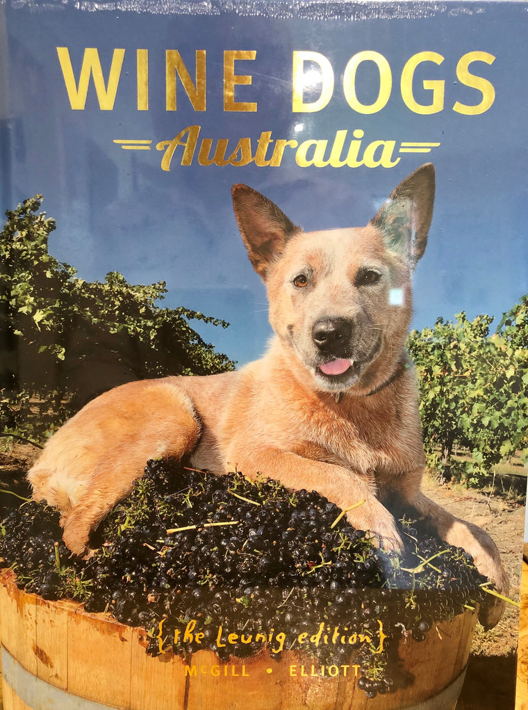 Wine Dogs Book