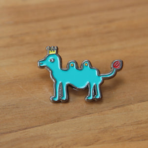 King Camel Pin
