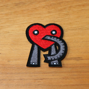 Heartphant Patch