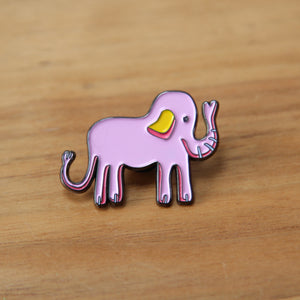 Pink Elephant - Imagination Creates Reality