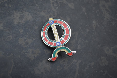 Time Machine Pin