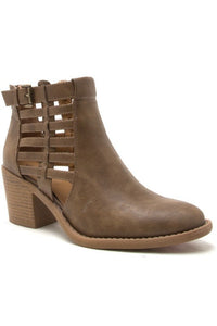 Tobin Cut Out Booties