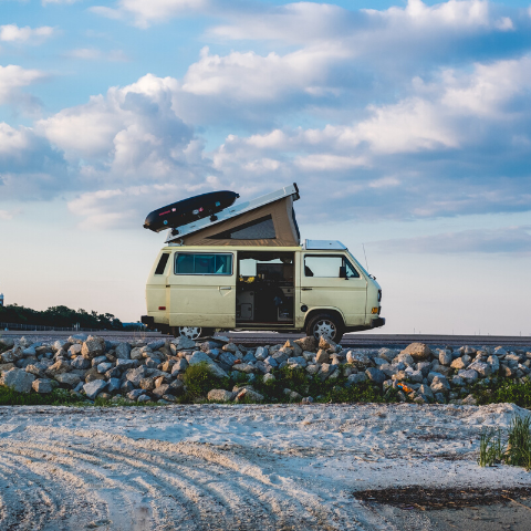 Van Life - The Ultimate Guide to Living on the Road