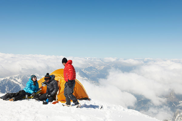 ESSENTIAL RULES TO ENJOY WINTER CAMPING