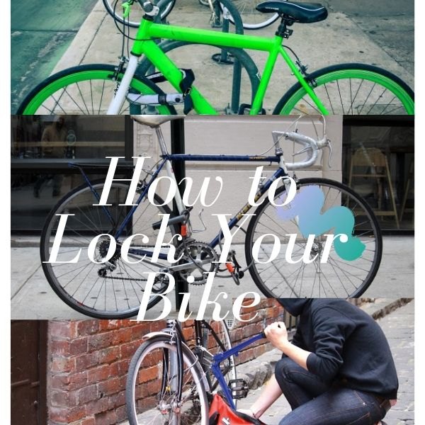 A Complete Guide: How to Lock Your Bike