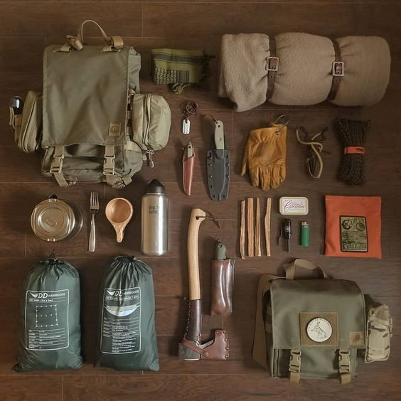 How to Pack Your Bug Out Bag for a Wilderness Survival Kit