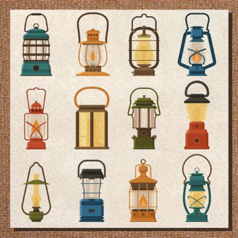 How to Choose A Camping Lantern Before Going On An Adventure