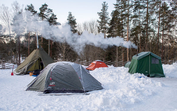 What should I Prepare for a Winter Camping?