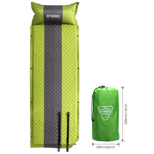 Self Inflating Sleeping Pad