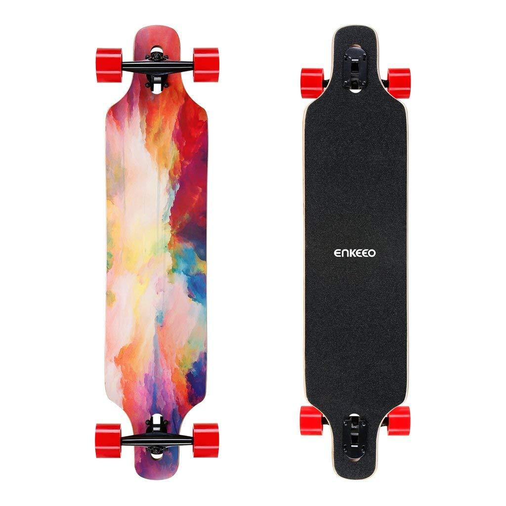 40'' Drop-Through Longboard