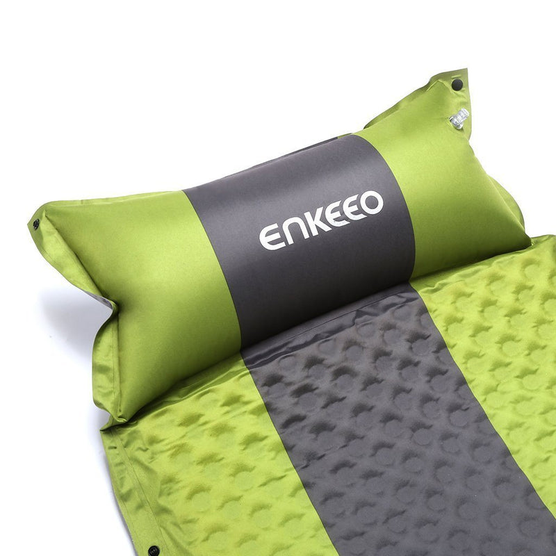 Self-inflating Sleeping Pad