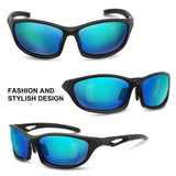 Polarized Sport Sunglasses