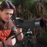 Waterproof Spotting Scope with Tripod