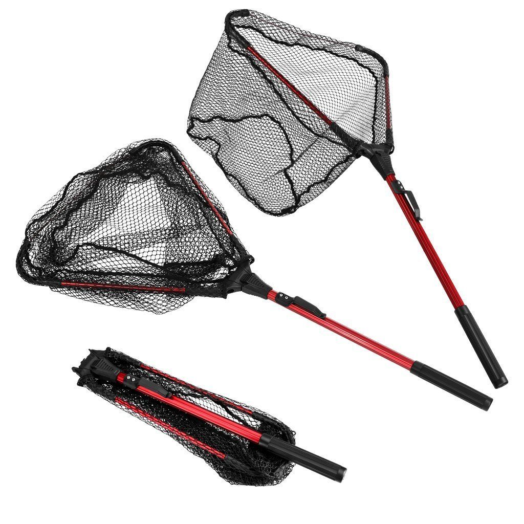 Foldable Fishing Net