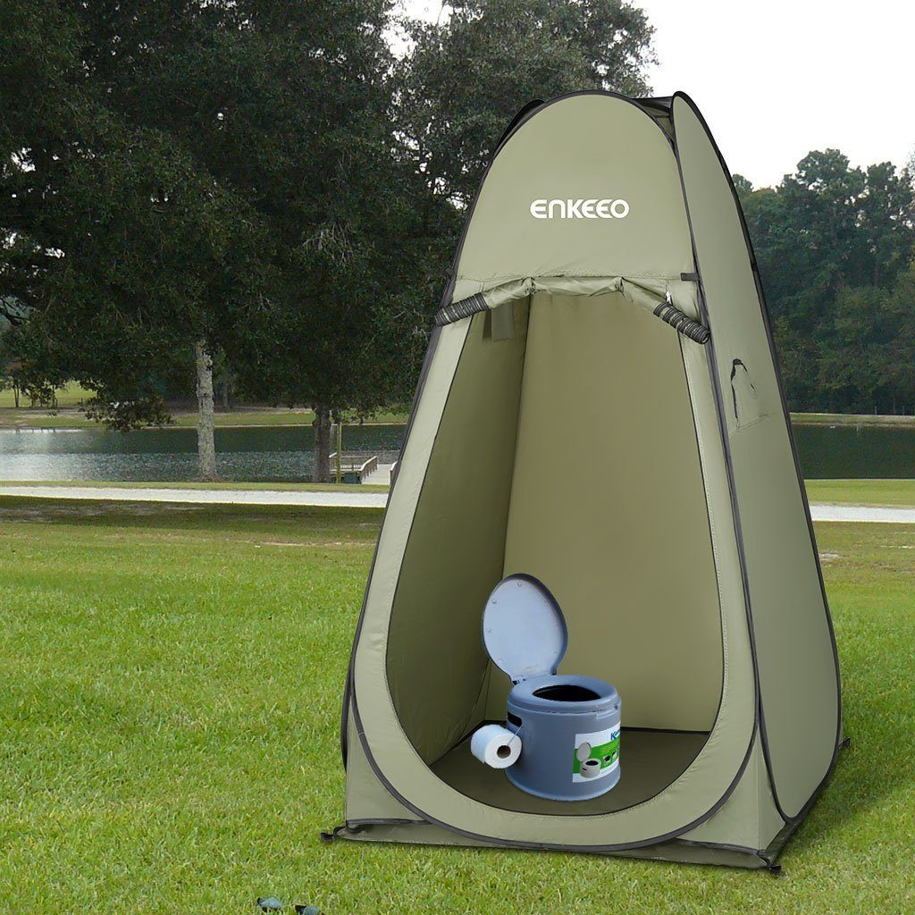 Portable Pop Up Privacy Tent & Portable Pop Up Privacy Tent u2013 ENKEEO