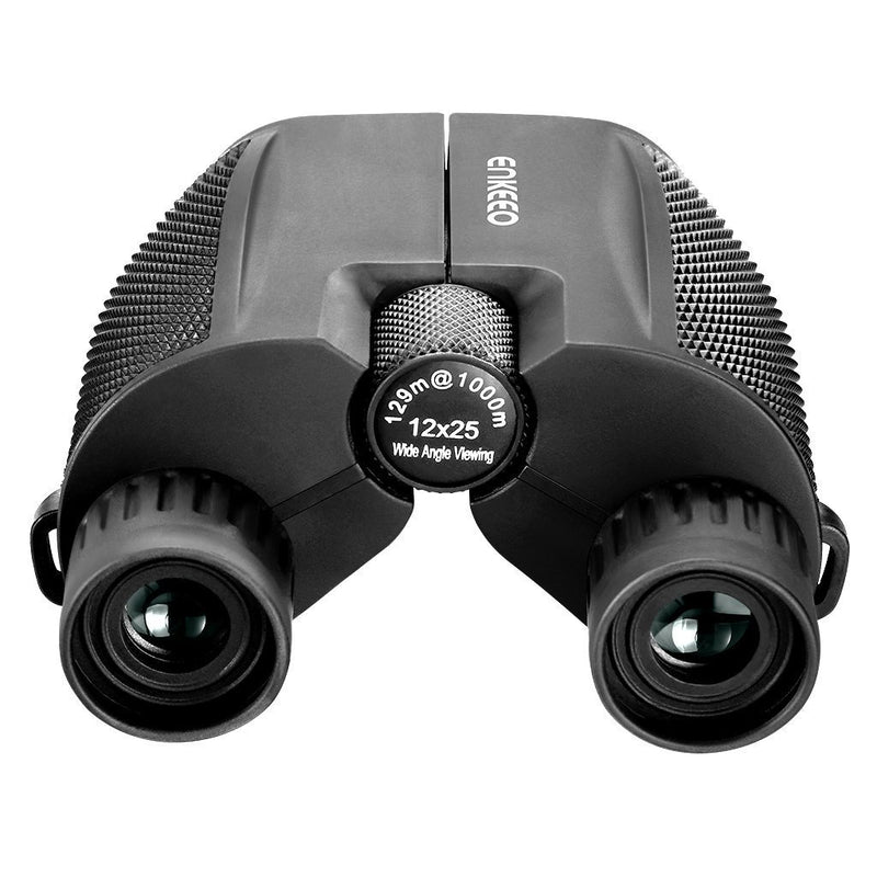 12x25 Foldable Waterproof Binoculars