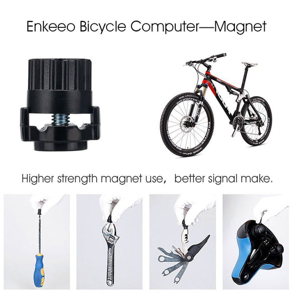 Wired Bike Computer