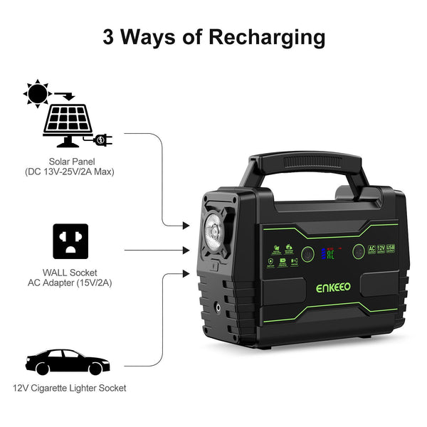 S155 Portable Power Station