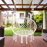 Macramé Swing Chair