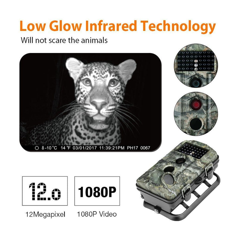 PH730S Trail Game Camera