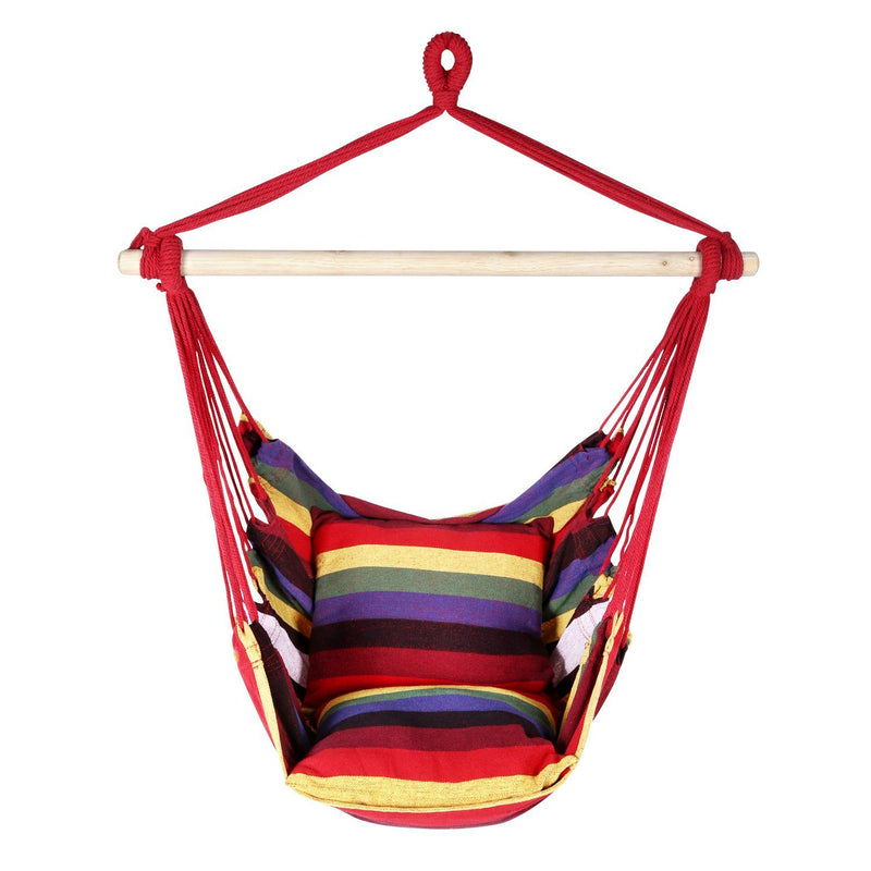 Colorful Camping Hammocks