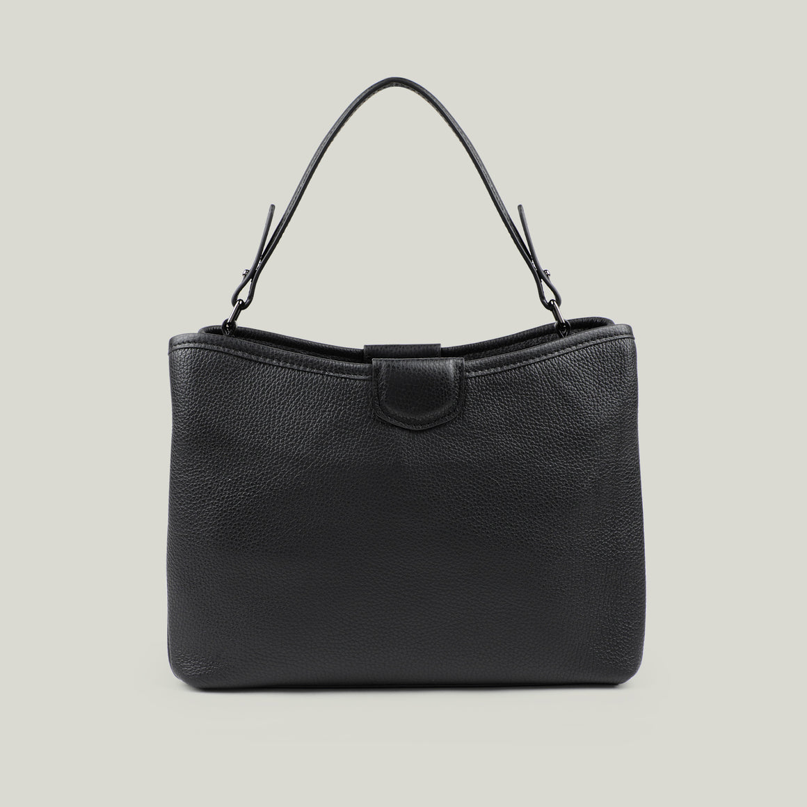 Tote bag Emerald Envy Black - Dminimis