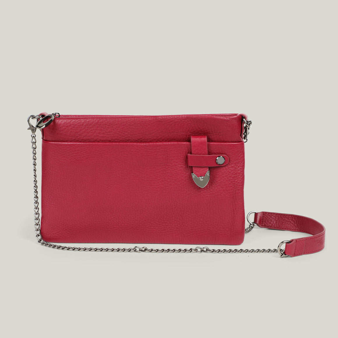 Sling Pouch, Lunch-Lover, Red - Dminimis