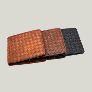 Men's Wallet 09 Leather