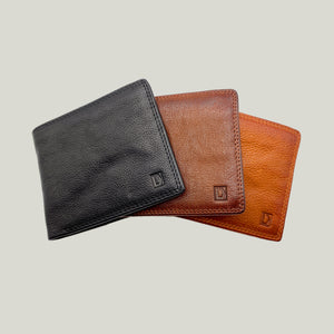 Men's Wallet 06 leather