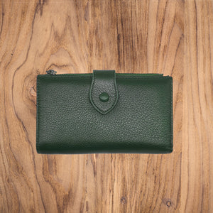 Women's Wallet Medium 02 Leather