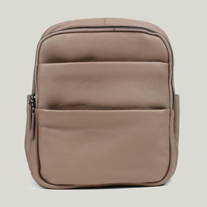 Backpack Beige, Ladies Series-One - Dminimis